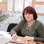 Заступник директора НВК №1, учитель російської мови